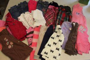 Little Girl clothing lot- 2/2T