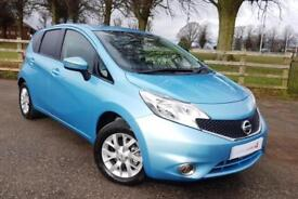 2015 15 Nissan Note 1.2 Acenta Premium with Navigation