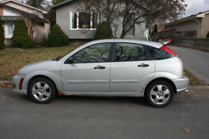 2006 Ford Focus ZX5 Hatchback AS-IS