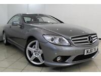 2010 10 MERCEDES-BENZ CL 5.5 CL500 2DR AUTOMATIC 387 BHP