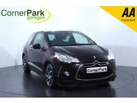 2014 CITROEN DS3 E-HDI DSTYLE PLUS HATCHBACK DIESEL