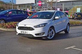 2015 FORD FOCUS Ford Focus 1.0 EcoBoost [125] Zetec 5dr [Appearance Pack]