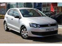 2013 VOLKSWAGEN POLO 1.2 60 S [AC] FANTASTIC FIRST CAR