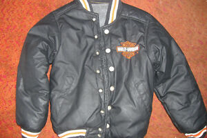 BOY'S HARLEY DAVIDSON WINTER JACKET