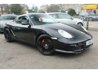 2006 Porsche Cayman 3.4 24V S 2d 295 BHP Coupe Petrol Manual