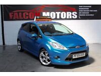 Ford Fiesta 1.6 Zetec S 3dr FULL SERVICE HISTORY