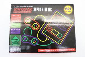 **RETRO** Super Mini SFC Entertainment System - 1883