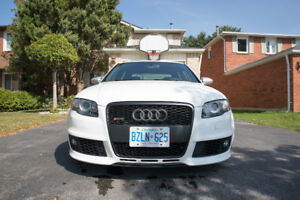 2007 Audi RS4 Ibis White - Very Clean & Rare!