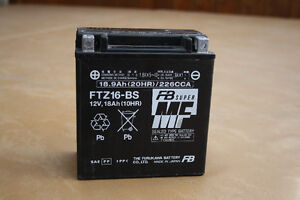 Motorcycle Battery for M109R Boulevard