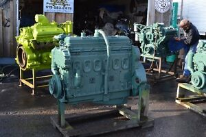 Detroit Diesel Rebuilt and Used Parts for 53 and 71 series