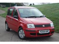 2009 Fiat Panda 1.1 Active ECO 5dr 5 door Hatchback