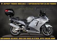 2007 57 HONDA CBR1100XX SUPER BLACKBIRD 1100CC