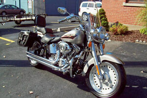 HARLEY DAVIDSON FATBOY, LOADED WITH EXTRAS