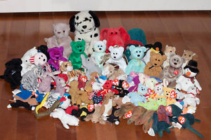 Beanie Babies Plus Others