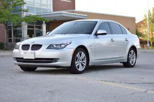 2010 BMW 5-Series 528i xDrive NAVIGATION Extended warranty