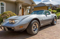 1978 Corvette 25th Anniversary
