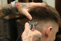 Learn how to barber, how to cut mens hair - fade course workshop