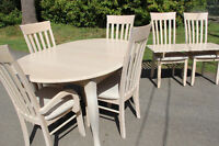Dining Table Set & Buffet