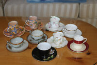 A lot of Petite Cups.  Sold as a lot or individually