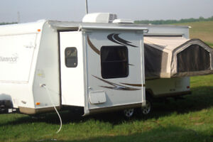 CAMPING TRAILER FOR RENT!!!