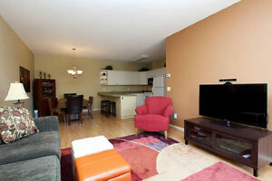 Furnished Room in Beautiful/Large condo - Perfect Location!