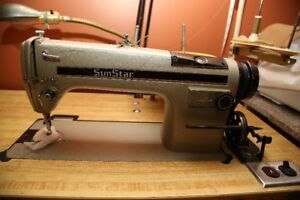 Sewing Machine (Industrial SunStar)