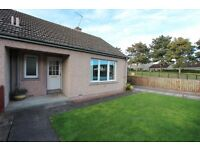 Delightful 1 bedrm bungalow with garden, driveway, part furnished & available now £600 pcm