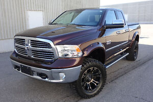 2015 Ram 1500 BIG HORN LIFTED CUSTOM
