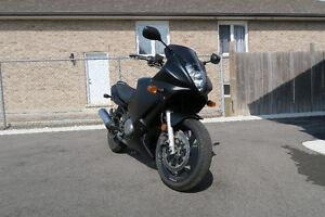 2007 Suzuki GS500F Flat Black