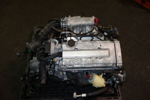 JDM HONDA CIVIC B16A OBD-1 EG6 ENGINE LSD 5SPEED TRANSMISSION