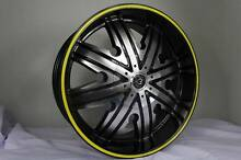 $799!A Set Brand NEW 20X8.5wheels suits Ford Holden Honda Toyota Adelaide CBD Adelaide City Preview