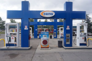 Gas Station,Car Wash,C-Store, Mechanic Shop For Sale Calgary AB