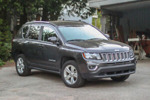 GOLD WARRANTY 2016 Jeep Compass High Altitude SUV Heated Leather