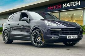 image for 2017 Porsche Cayenne V8 TURBO S TIPTRONIC S SUV Petrol Automatic