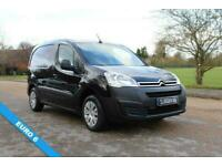 2018 67 CITROEN BERLINGO 1.6 625 ENTERPRISE L1 BLUEHDI 75PS EURO 6 DIESEL
