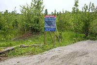 5.8 Acre Building Lot east of Wiarton along Georgian Bay