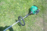 WEED-EATER FEATHERLITE GAS TRIMMER 25CC