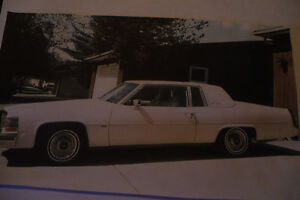 1981 Cadillac DeVille Coupe (2 door)