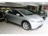 Honda Civic 1.8i-VTEC EX , SATNAV , CRUISE , FSH