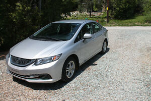 **Transfert location** Civic 2014 incitatif 1000$