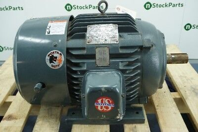 25HP 3555@ 60 HZ. 2940 @ 50 HZ.RPM - US MOTORS B11-R899A-M NSMD - 25 HP ELECTRIC
