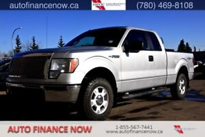 2011 Ford F-150 XLT Supercab 4WD $118 biweekly CHEAP PAYMENTS