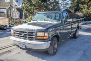 1995 Ford F150XL - For Sale - $2,800 OBO - Extras!