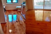 Complete FLOORING services - Professional and affordable