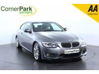 2012 BMW 3 SERIES 325D M SPORT COUPE DIESEL
