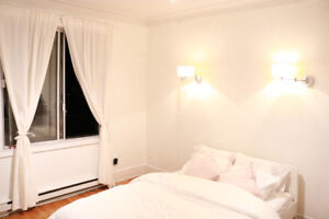 Room in Snowdon for 8 months contract/ move right away