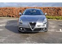 2017 ALFA ROMEO GIULIETTA Alfa Romeo Giulietta 1.4 TB MultiAir [150] Super 5dr