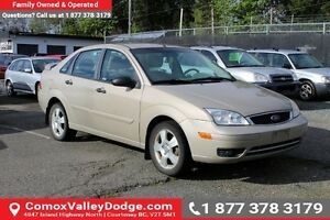 2007 Ford Focus SES VALUE PRICED & SAFETY INSPECTION AVAILABL...