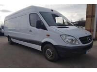 Mercedes Sprinter LWB Panel Van
