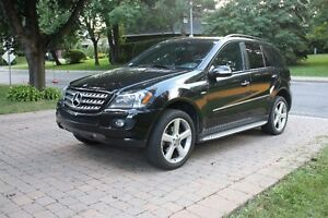 2008 Mercedes-Benz ML350 SPECIAL EDITION $14,950